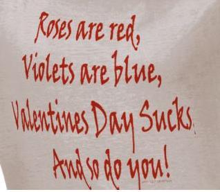 valentine-sucks